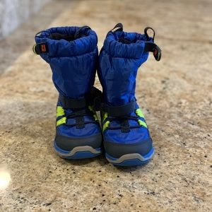 Stride Rite Snoot Boots, Size 7W